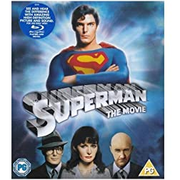Superman the Movie [Blu-ray]