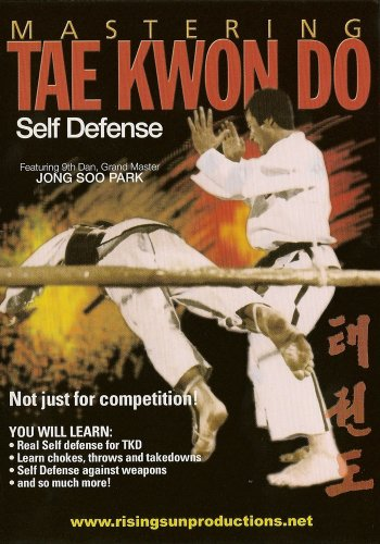 Mastering Tae Kwon Do Self Defence