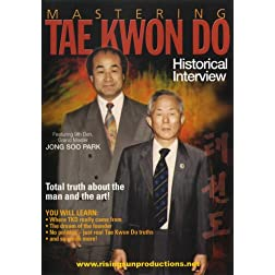 Mastering Tae Kwon Do Interview