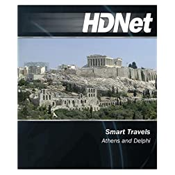 HDNet - Smart Travels: Athens and Delphi [Blu-ray]
