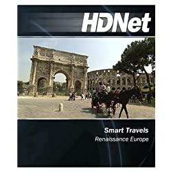 Smart Travels: Renaissance Europe [Blu-ray]