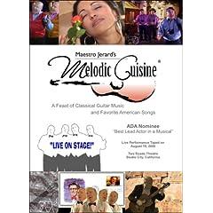 Maestro Jerard's Melodic Cuisine
