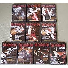 Mastering Tae Kwon Do 10 DVD Standard Edition Box Set Park