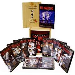 Mastering Tae Kwon Do Limited Edition Wood box set Park