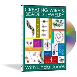 Creating Wire & Beaded Jewelry with Linda Jones