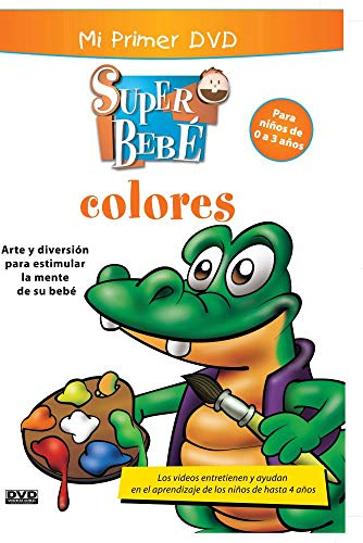 SUPER BABY COLORS/ Super Bebe Colores - SPANISH ONLY