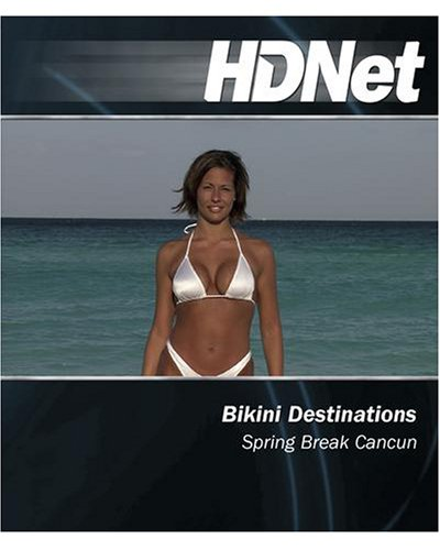 Bikini Destinations: Spring Break - Cancun [Blu-ray]