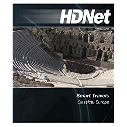 HDNet - Smart Travels: Classical Europe [Blu-ray]