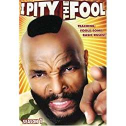 I Pity the Fool - Season 1