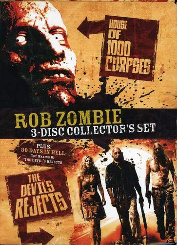 Rob Zombie 3-Disc Collector's Set