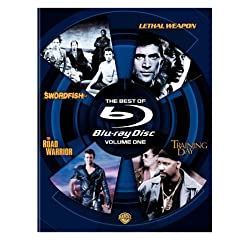The Best of Blu-ray Disc, Volume One (Lethal Weapon / The Road Warrior / Swordfish / Training Day) [Blu-ray]