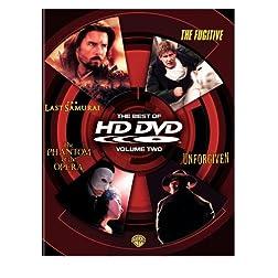 The Best of HD DVD, Volume Two (The Last Samurai / The Phantom of the Opera / Unforgiven / The Fugitive) [HD DVD]