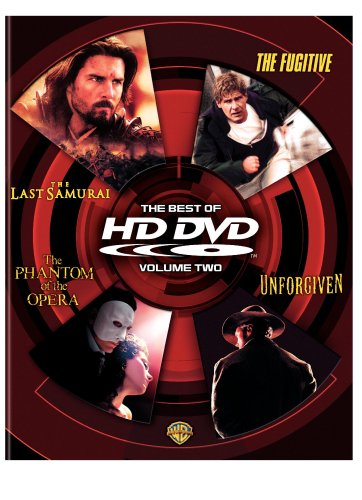 The Best of HD DVD, Volume Two (The Last Samurai / The Phantom of the Opera / Unforgiven / The Fugitive) [HD DVD]