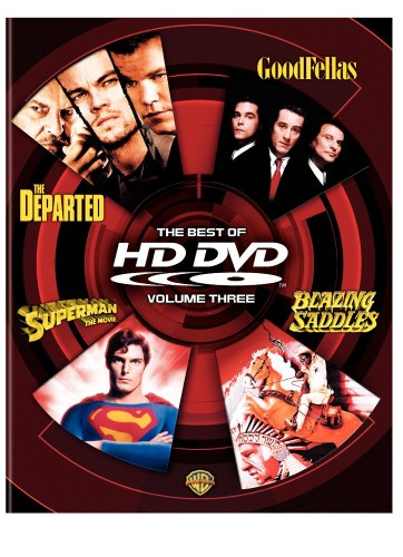 The Best of HD DVD, Volume Three (Blazing Saddles / The Departed / GoodFellas / Superman - The Movie) [HD DVD]