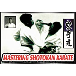 Mastering Shotokan 3 Volume Set
