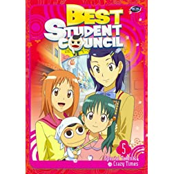 Best Student Council 5: Special Talents - Crazy