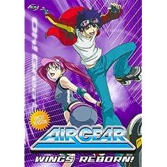Air Gear 4: Wings Reborn