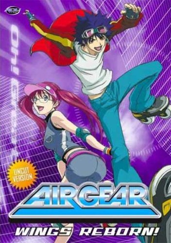 Air Gear 4: Wings Reborn