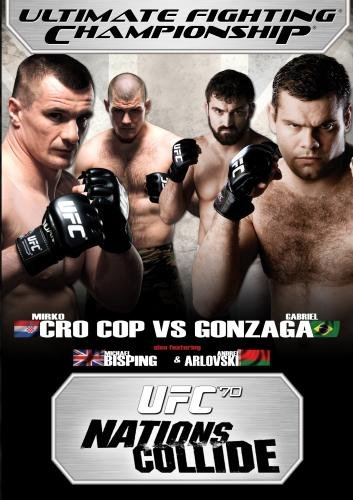 Ultimate Fighting Championship, Vol. 70: Nations Collide