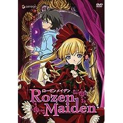 Rozen Maiden 3: War of the Rose (Ws Dub Sub)