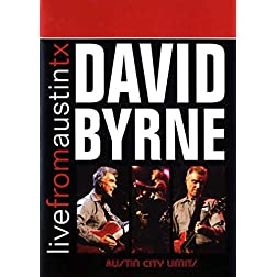 David Byrne: Live From Austin Texas