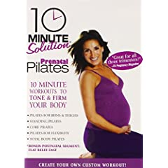 10 Minute Solution: Prenatal Pilates (Full)