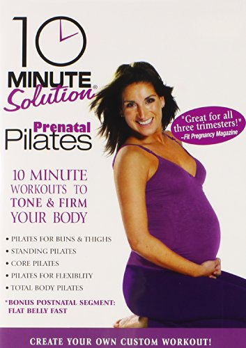 10 Minute Solution: Prenatal Pilates (Full)