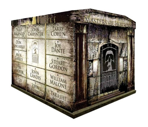 Masters of Horror: Season One Box Set