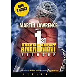 Martin Lawrence Presents: 1st Amendment Standup - Season 1