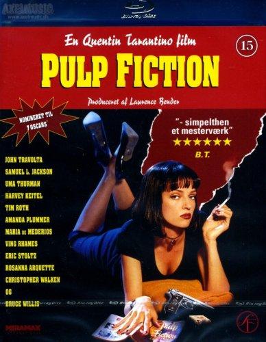 Pulp Fiction (Import) [Blu-ray]