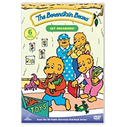 The Berenstain Bears - Get Organized