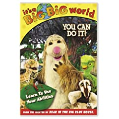 It's a Big, Big, World - You Can Do It