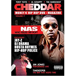 Cheddar DVD Vol 7