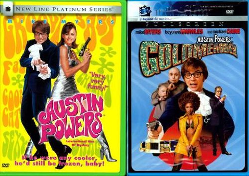 Austin Powers: International Man of Mystery/Austin Powers in Goldmember