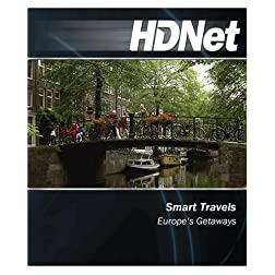 Smart Travels: Europe's Getaways [Blu-ray]
