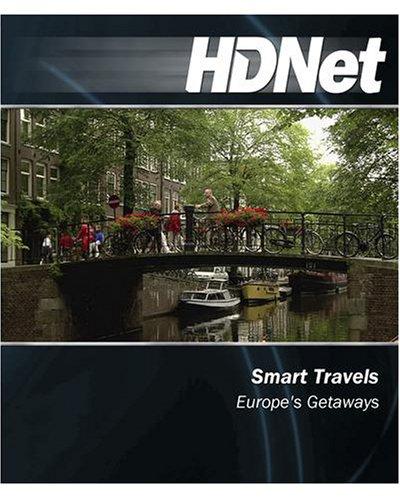 Smart Travels: Europe's Getaways [Blu-ray]