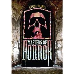 Masters of Horror: Season One Box Set, Vol. 1