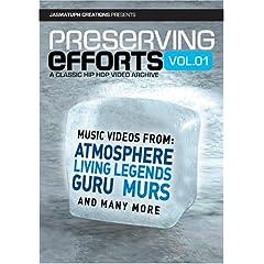 Preserving Efforts: Classic Hip Hop Video Archive