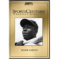 Sportscentury Greatest Athletes: Hank Aaron