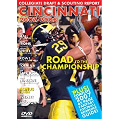 Road to the Championship - Bengals 2007-2008