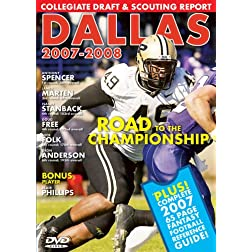 Road to the Championship - Cowboys 2007-2008
