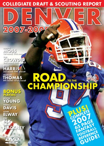 Road to the Championship - Broncos 2007-2008