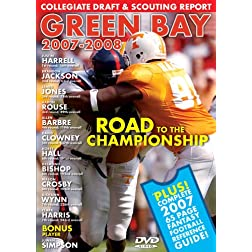 Road to the Championship - Packers 2007-2008