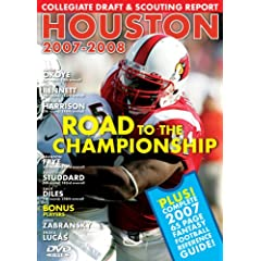 Road to the Championship - Texans 2007-2008
