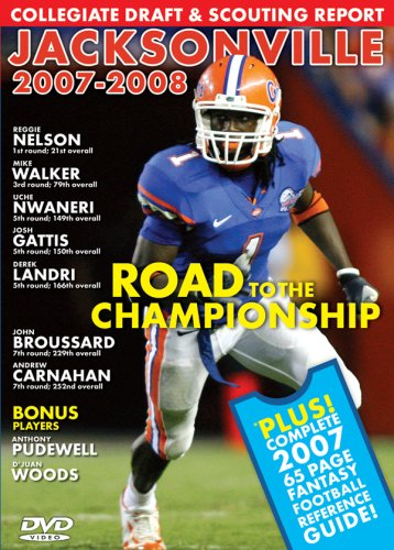 Road to the Championship - Jaguars 2007-2008