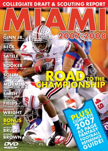 Road to the Championship - Dolphins 2007-2008