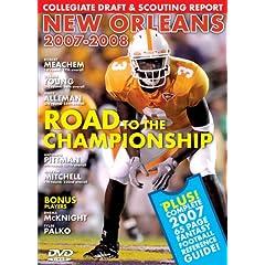 Road to the Championship - Saints 2007-2008