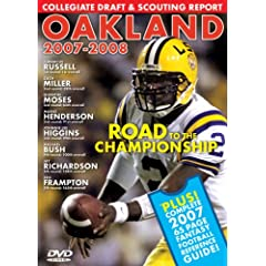 Road to the Championship - Raiders 2007-2008