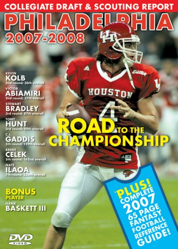 Road to the Championship - Eagles 2007-2008