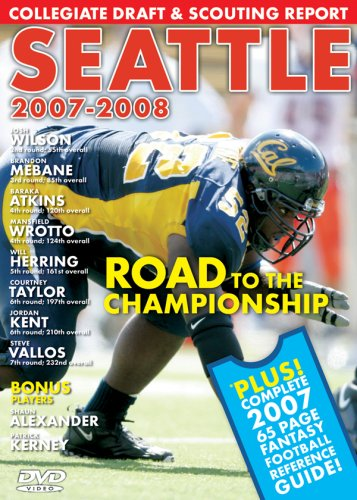 Road to the Championship - Seahawks 2007-2008